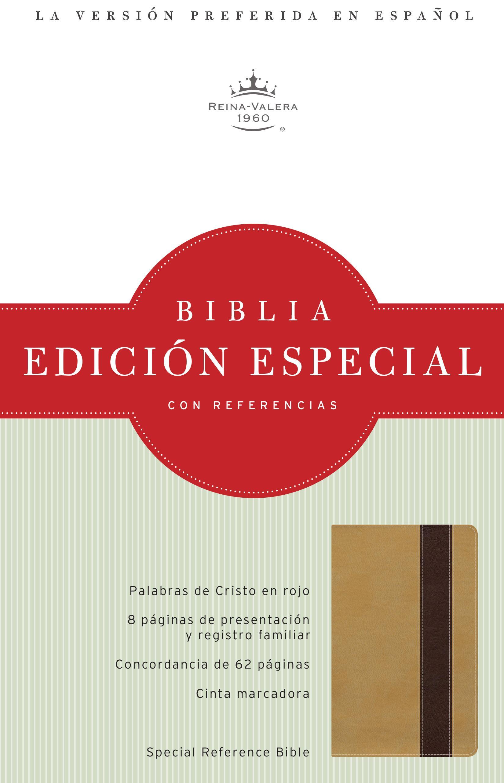 Matrimonio En La Biblia Reina Valera : Rvr edición especial con referencias oro marrón