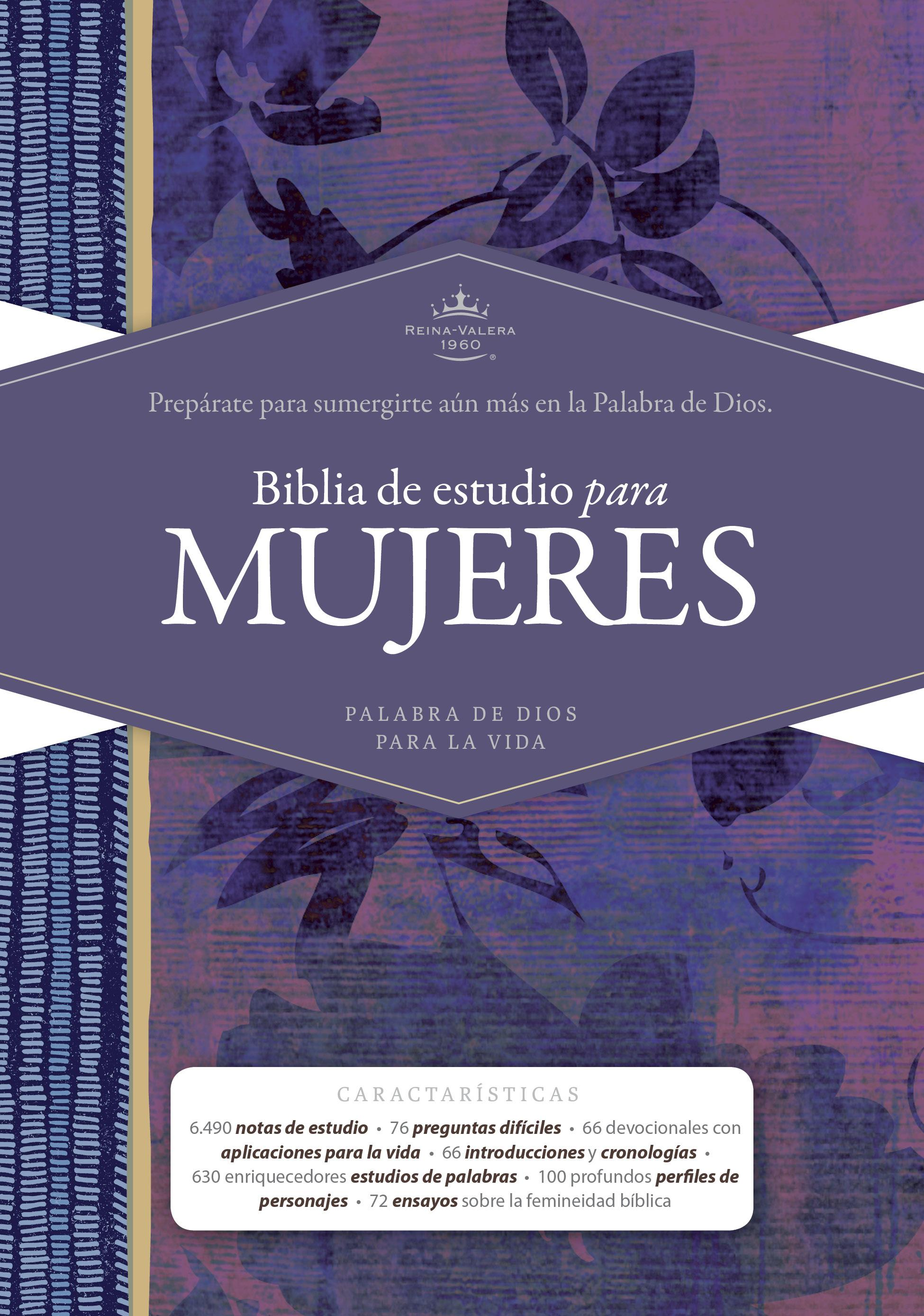 Matrimonio En La Biblia Reina Valera : Rvr biblia de estudio para mujeres tapa dura