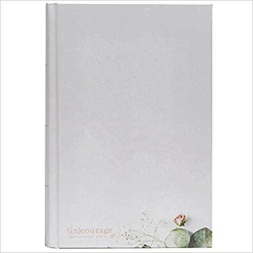CSB (in)courage Devotional Bible Gray Hardcover - 9781462785032