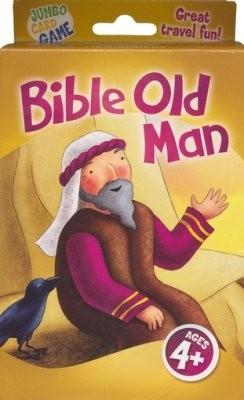 Bible Old Man - 9780781409186