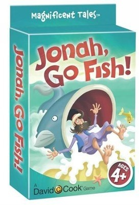Jonah, Go Fish! - 9780781409193