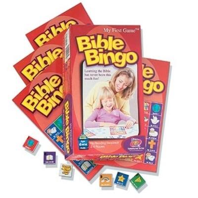 Bible Bingo - 9780830775880