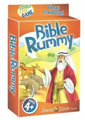 Bible Rummy - 9781434705853
