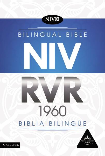 Biblia Bilingüe RVR 1960/NIV Tapa Rústica - 9780829762969 - Zondervan,