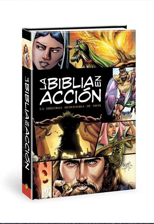 La Biblia en acción - 9780830773169