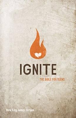 NKJV Ignite Bible for Teens HC - 9781401677145