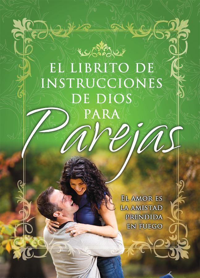 Librito de inst. de Dios para parejas, El *PRECIO NUEVO* - 9780789905468 - Honor Books