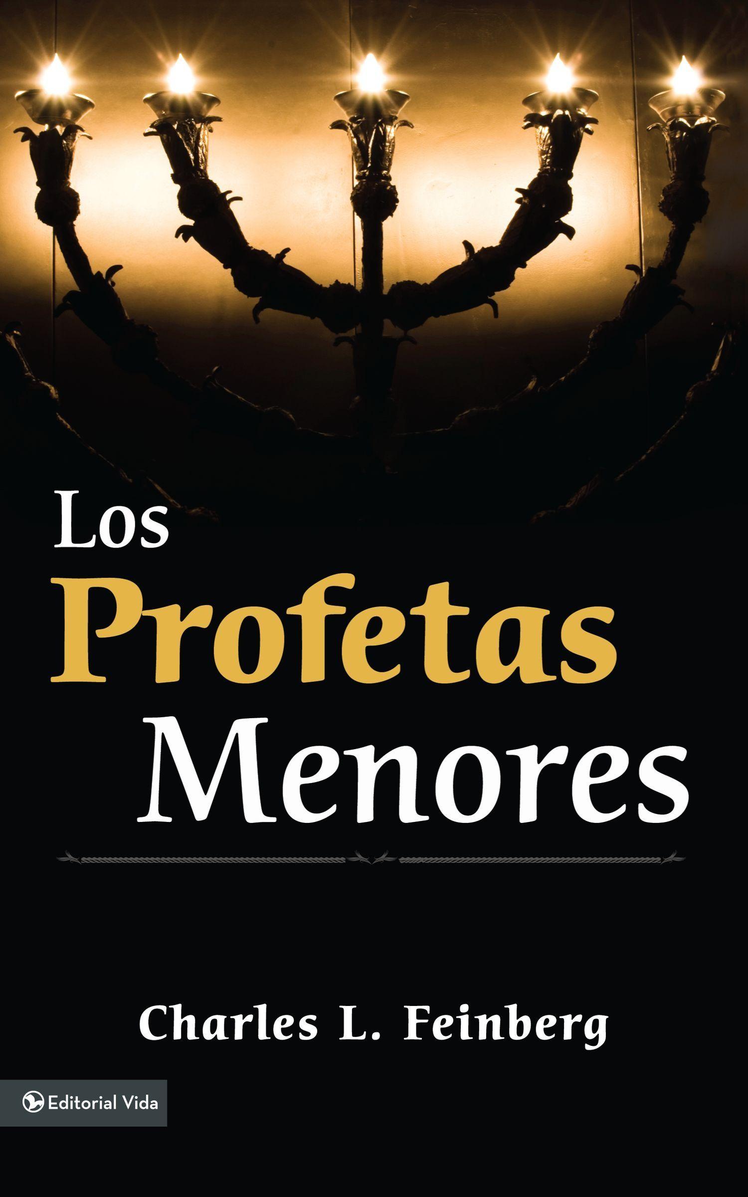 Profetas Menores - 9780829710885 - Feinberg, Charles
