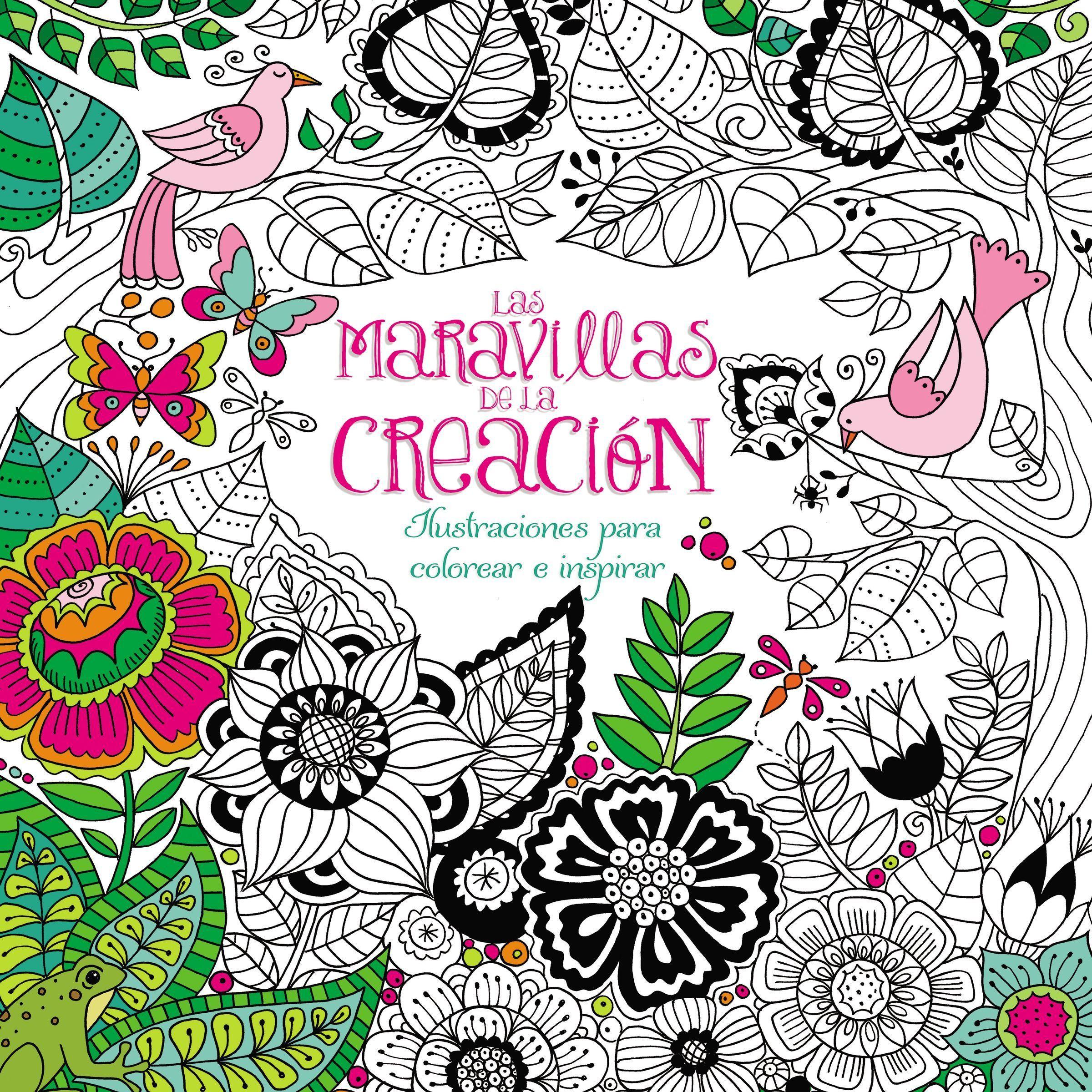 de la Creación (Libro para colorear) - 9780829767797 - Zondervan,