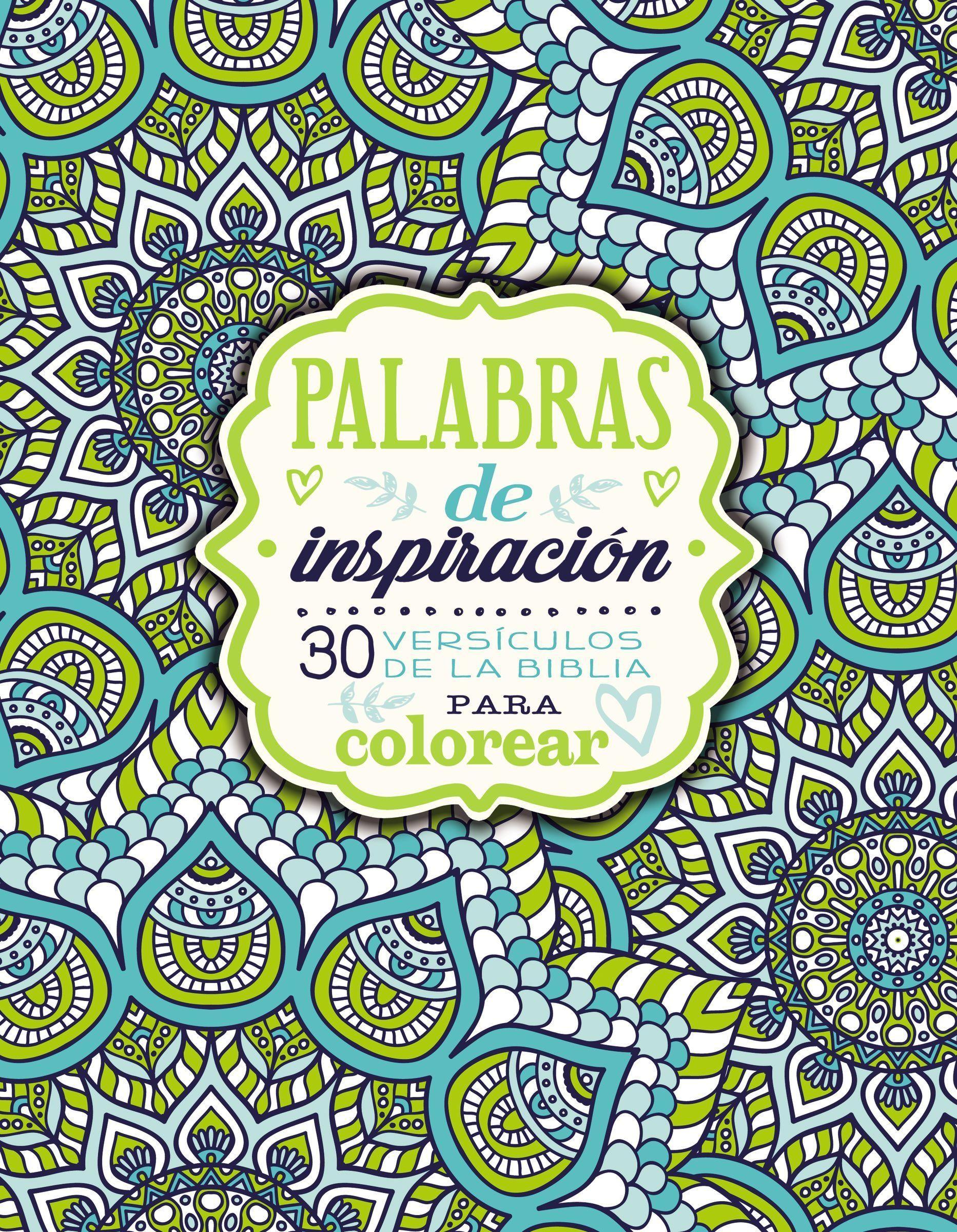 de Inspiración (Libro para colorear) - 9780829767841 - Zondervan,