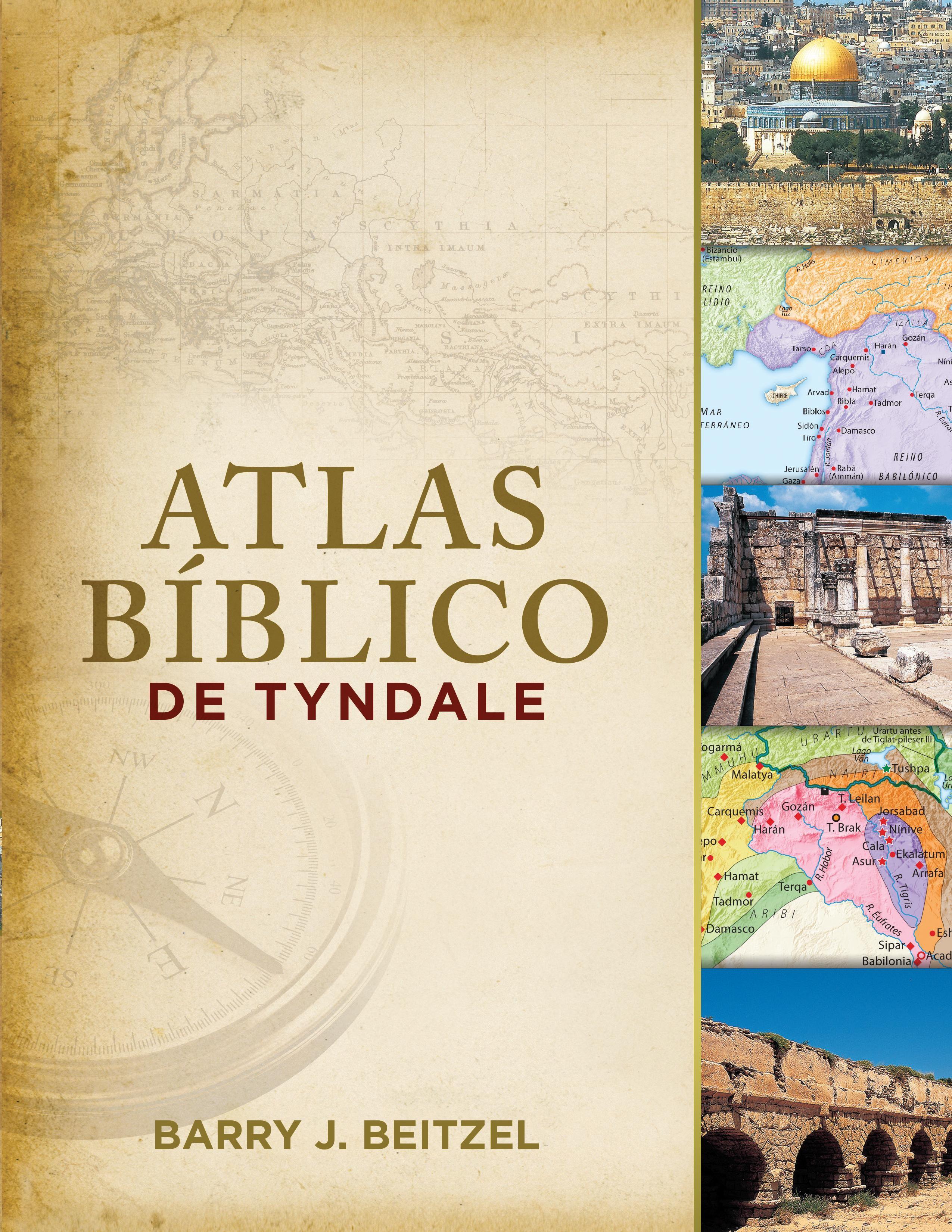 Atlas Bíblico de Tyndale: Tyndale Bible Atlas - 9781414375656 - Beitzel, Barry J.