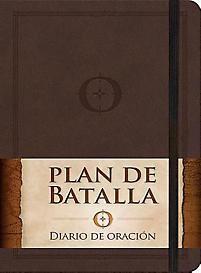 Plan de batalla, Diario de oración - 9781433689987 - Kendrick, Stephen