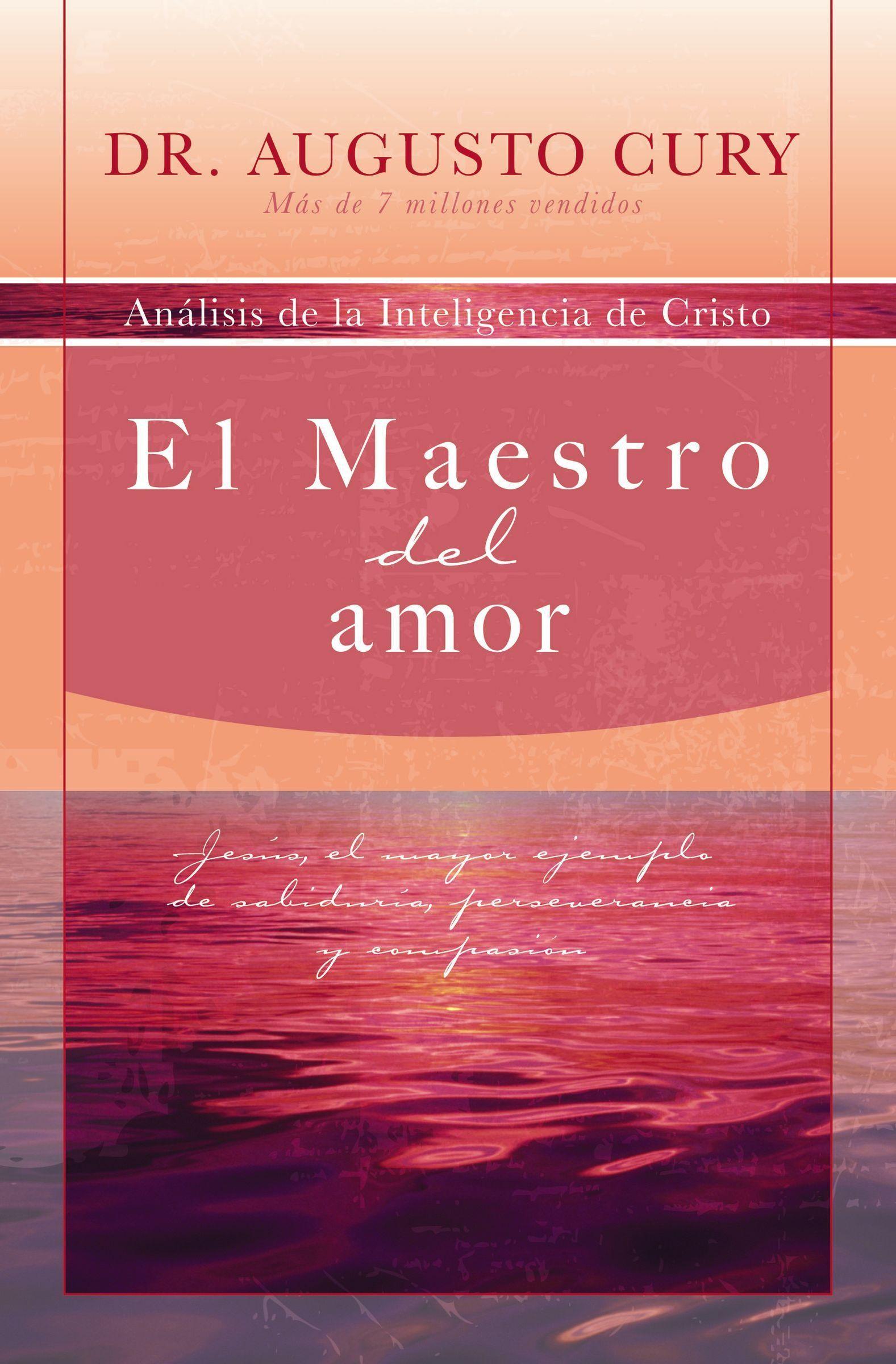Maestro del amor - 9781602551343 - Cury, Augusto