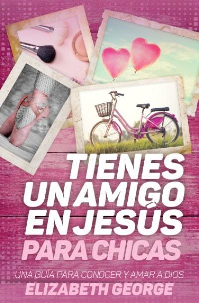un amigo en Jesús - para chicas - 9780825457395 - George, Elizabeth