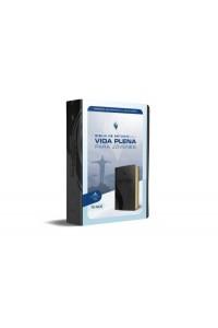 Biblia vida plena jovenes negro RVR1960 -