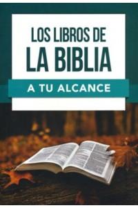 Los libros de la Biblia a tu alcance -