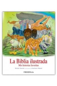 La Biblia ilustrada. -  - Davies, Rhona