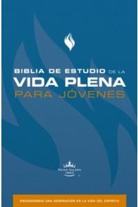 Biblia vida plena jovenes tapa dura RVR1960 -