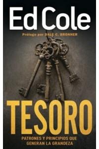 Tesoro -  - Cole, Edwin Louis
