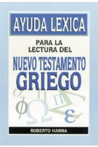 Ayuda Léxica para la Lectura del Nuevo Testamento Griego