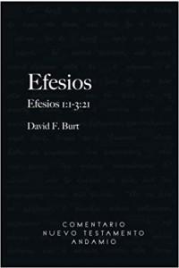 Comentario Nuevo Testamento Andamio Efesios 1:1-3:21 -  - Burt F. David