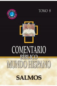 Comentario Mundo Hispano Tomo 8  Salmos