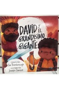 David y el grandisimo gigante -  - Thornborough,Tim