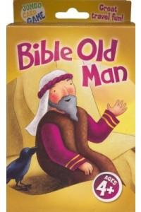 Bible Old Man -