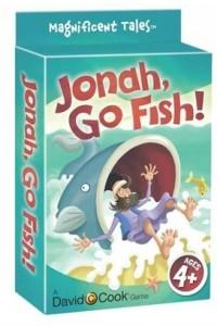 Jonah, Go Fish! -