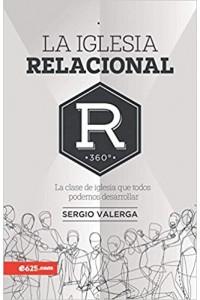 Iglesia relacional -  - Valerga, Sergio