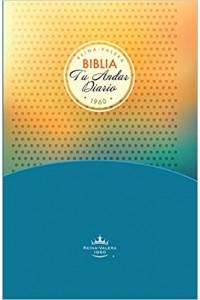 Biblia Tu Andar Diario /jovenes/tela  -