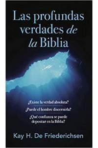 Las profundas verdades de la Biblia -  - Friederichsen, Kay