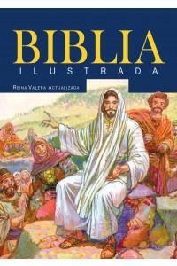 LA BIBLIA ILUSTRADA RVA 2015 -