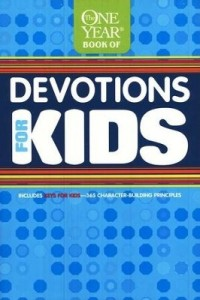One Year Book of Devotions for Kids -