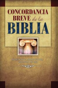 Concordancia Breve de la Biblia -