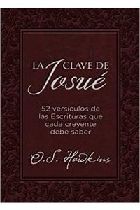 Clave Josué -  - Hawkins, O. S.