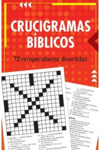 Crucigramas biblicos -