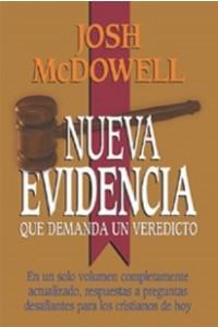 Nueva Evidencia que Demanda un Veredicto -  - Josh McDowell