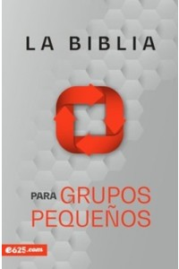 Biblia para grupos pequeños NBV rústica -