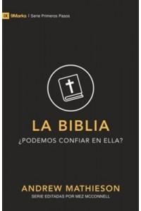 La Biblia: ¿Podemos confiar en ella? -  - Acebal, Jose Maria Baena