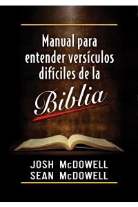 Manual para Entender Versículos Difíciles de la Biblia -