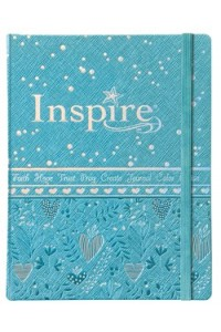 Inspire Bible for Girls NLT -