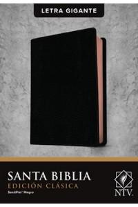 Biblia NTV Edición clásica Negro -  - Tyndale