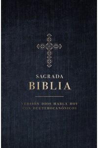 Sagrada Biblia Dios Habla Hoy Rustica -  - DHH - Dios Habla Hoy,