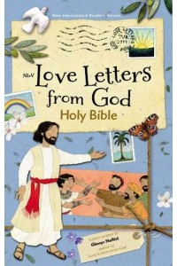 NIrV Love Letters from God Holy Bible, Hardcover -