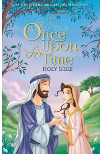 NIrV Once Upon a Time Holy Bible, Hardcover -