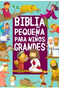 Biblia pequeña para niños grandes -  - Newton, Andrew