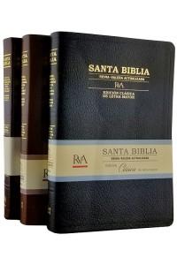 Biblias RVA Edición Clásica - color burgandy -