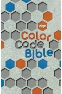NKJV Color Code Bible Silver -