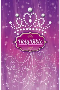 Purple Pearl Princess Bible -